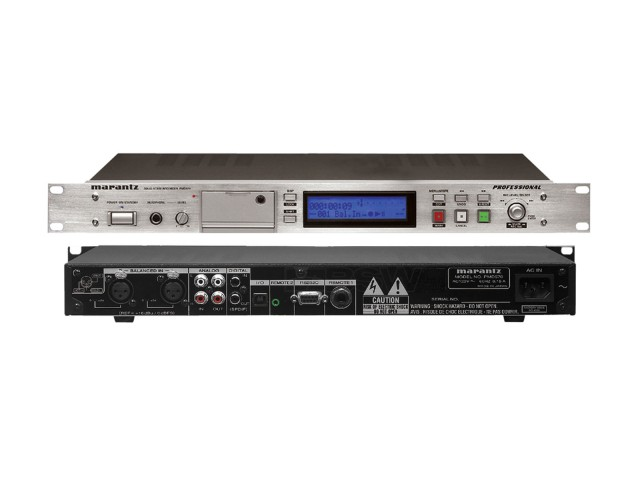 recorder rack index dual sd player professional digital mount emb usb